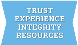 TRUST, EXPERIENCE, INTEGRITY, RESOURCES